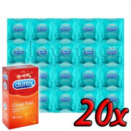 Durex Close Feel 20ks