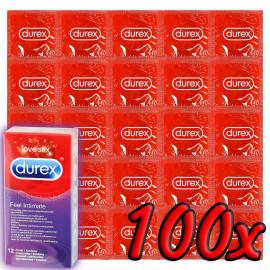 Durex Elite Intimate Feel 100ks