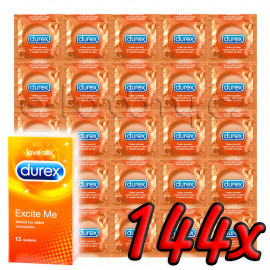 Durex Excite Me 144 pack