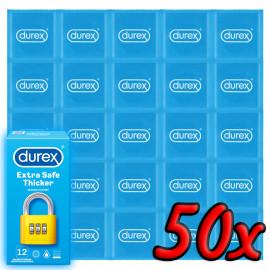 Durex Extra Safe 50ks