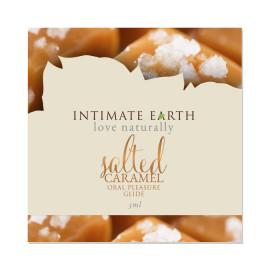 Intimate Earth Oral Pleasure Glide Salted Caramel 3ml