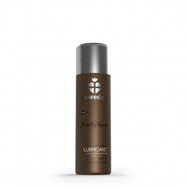 Swede Fruity Love Lubricant Intense Dark Chocolate - Lubrikačný gél 50ml