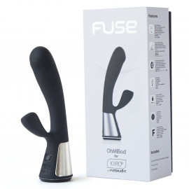 Kiiroo OhMiBod Fuse for Kiiroo Black