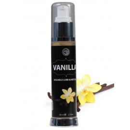 Secret Play Kissable Lube & Hot Oil Vanilla 50ml