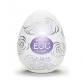 Tenga Egg Cloudy