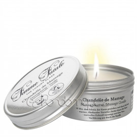 Joydivision Femme Fatale Chandelle du Massage - Masážna sviečka Vanilka 125ml