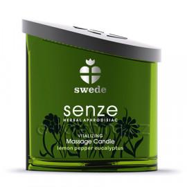Swede Senze Vitalizing masážna sviečka 150ml