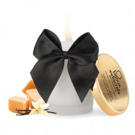 Bijoux Cosmetiques Soft Caramel Massage Candle - Masážna sviečka s vôňou a chuťou karamelu 70ml
