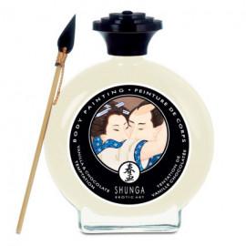 Shunga Body Painting Vanilla & Chocolate Temptation 100ml