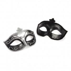 Fifty Shades of Grey Masquerade Mask Twin Pack - Sada dvoch luxusných masiek na oči