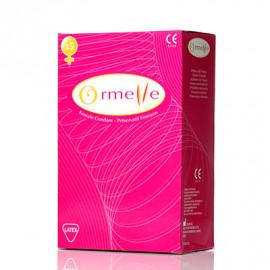 Ormelle ženský kondóm 5ks