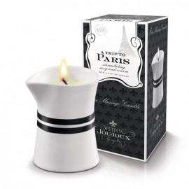 Petits Joujoux Massage Candle A trip to Paris - Masážna sviečka 120g