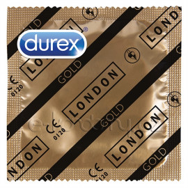Durex London Gold 1ks