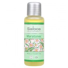 Saloos Maratonec - Bio telový a masážny olej 50ml