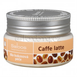 Saloos Bio Kokosová péče - Caffe Latte 100ml