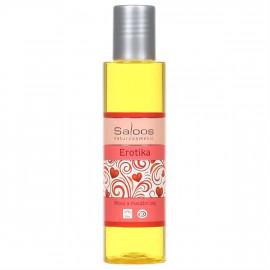 Saloos Erotika - Bio telový a masážny olej 125ml