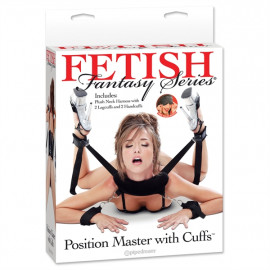 Fetish Fantasy Position Master With Cuffs