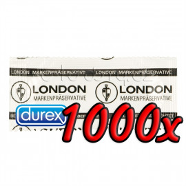 Durex London Wet 1000ks