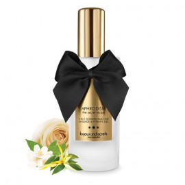 Bijoux Indiscrets Aphrodisia 2 in 1 Scented Silicone Massage and Intimate Gel - Afrodiziakálne lubrikačný a masážny gél 100ml