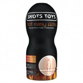 Shots Toys Easy Rider Hot Masturbator Vaginal - Masturbátor