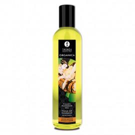 Shunga Erotic Massage Oil Organic Almond Sweetness 250ml