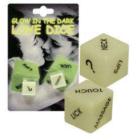 Orion Dice Glow-in-the-dark - Hracie kocky
