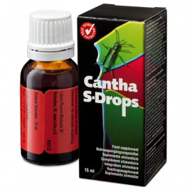 Cobeco Pharma Cantha S-Drops 15ml