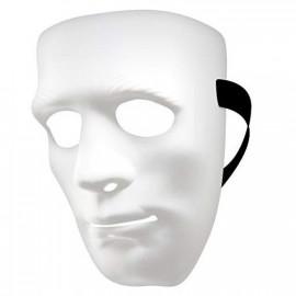 Venecianne Mask Don Juan White
