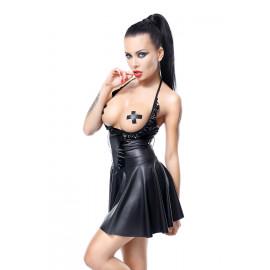 Demoniq Jasmin Dress Black