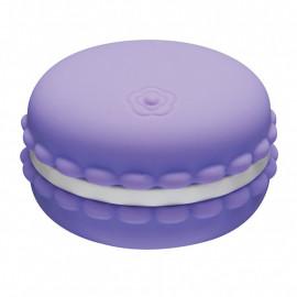Kawaii Macaroon Massager Blackcurrant Violet