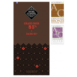 Michel Cluizel Grand Noir 85% 70g