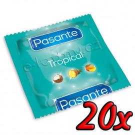 Pasante Tropical Kokos 20ks