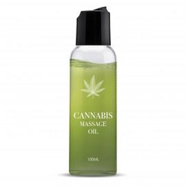 Pharmquests Cannabis Massage Oil 100ml
