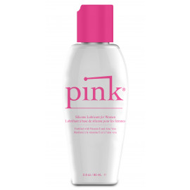 Pink Silicone Lubricant for Women 80ml