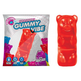 Rock Candy Gummy Vibe Red