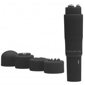 Shots GC Soft Touch Pocket Vibe Black