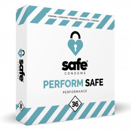 Safe Perform Safe Condoms Performance 36 pack