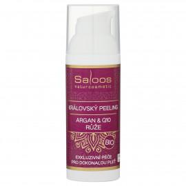 Saloos Bio Royal Peeling Argan & Q10 & Rose 20ml