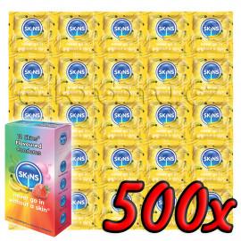 Skins Banana 500 pack