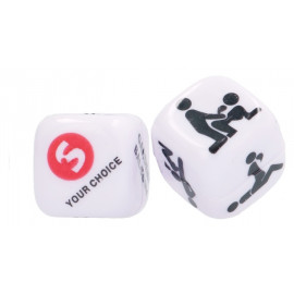 Shots S-Line Take the Gamble Sex Dice