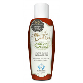 Sutra with Organic Aloe Vera Water-Based Intimate Gel 80ml