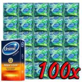 Unimil Max Love 100 pack