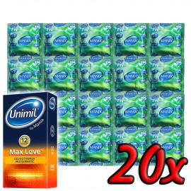 Unimil Max Love 20 pack
