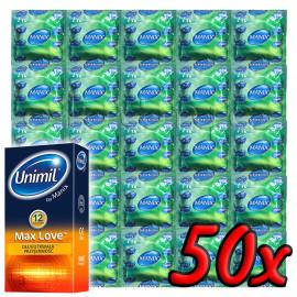 Unimil Max Love 50 pack