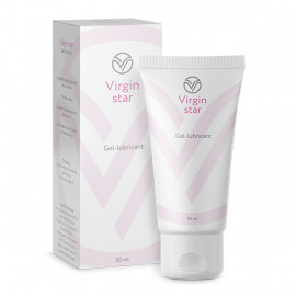 Virgin Star Gel-Lubricant for Women 50ml