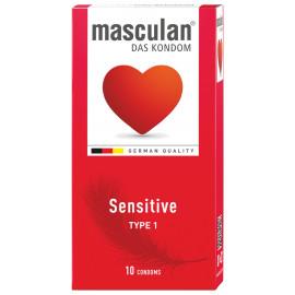 Masculan Sensitive 10 pack