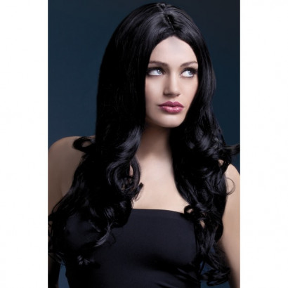 Fever Rhianne Wig 42509 - Paruka Čierna