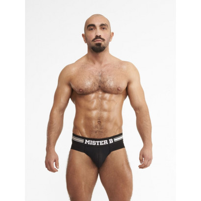 Mister B URBAN Amsterdam Brief Black