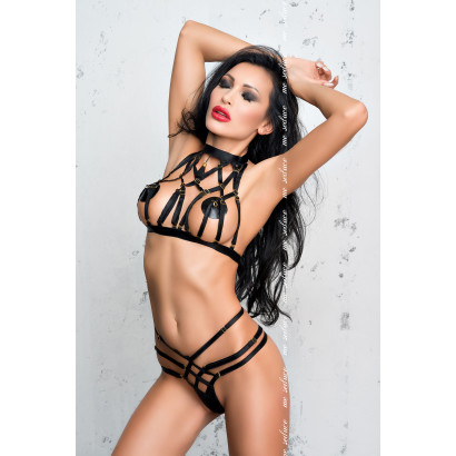 Me Seduce Aisha Black Set