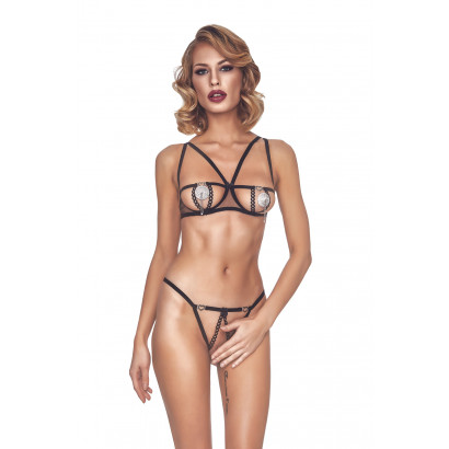Anais Cavanne Set Black